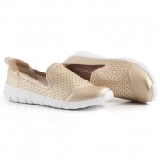 Zapatillas de Jogging Casuales Laser cut
