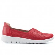 Zapatillas Slip On con Efecto Laser Cut